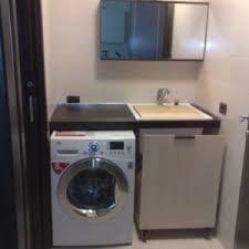 Risultati immagini per bagno con lavanderia