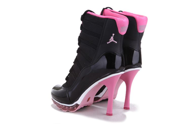 women jordan shoes | ... jordan heels for women, black jordan heels, michael jordan heels shoes | Jordans | Pinterest | Jordan Heels, Womens Jordans and ...