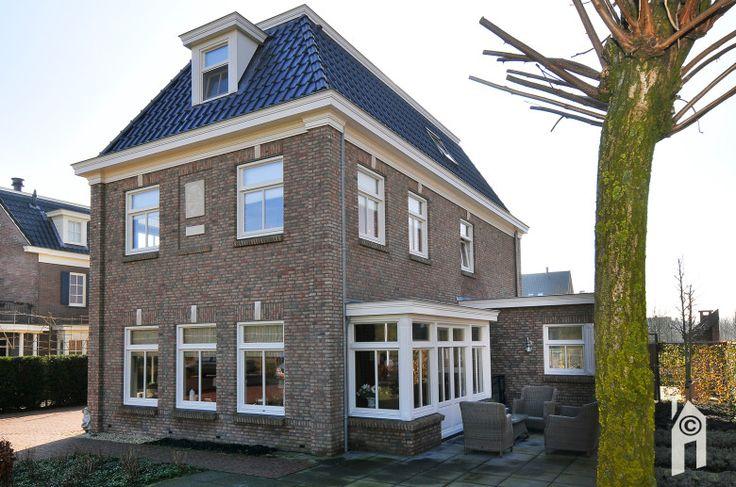 Flieroord hoge woning vangt weinig wind - Eigenhuisbouwen.nl