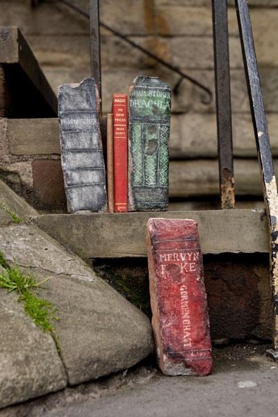 Brick Books by Phizzychick