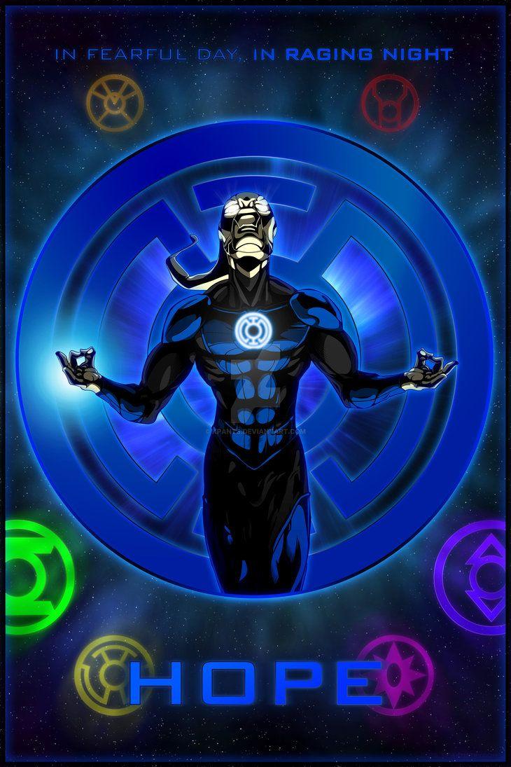 Atrocitus blue lantern