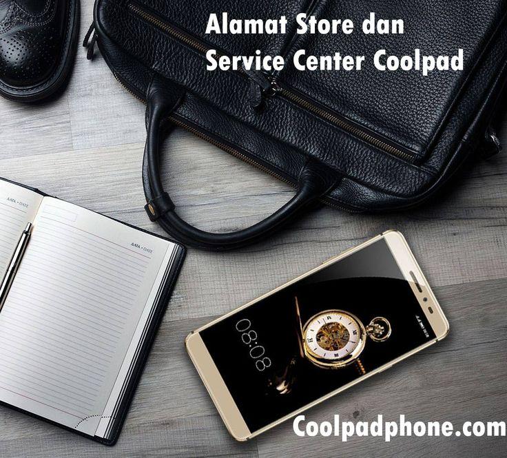 Alamat Gerai dan Service Center Coolpad di Indonesia