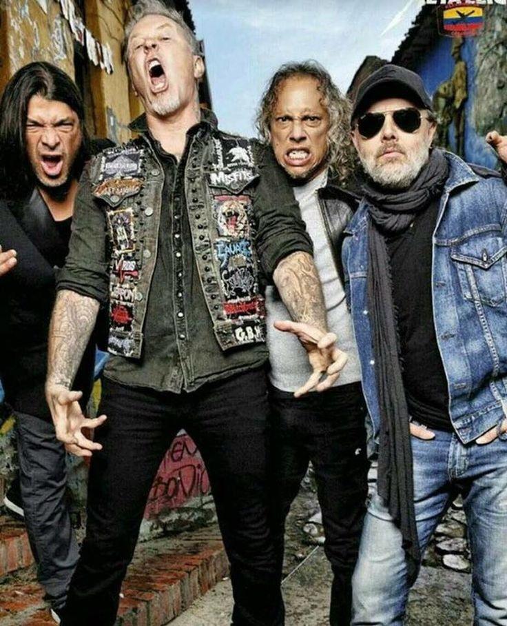 623 Best Metallica Images On Pinterest Heavy Metal Heavy Metal