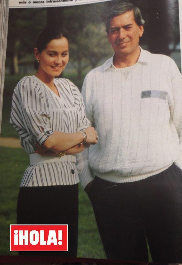 En 1986, Isabel Preysler entrevistó a Mario Vargas Llosa en la revista ¡HOLA! - Foto 2