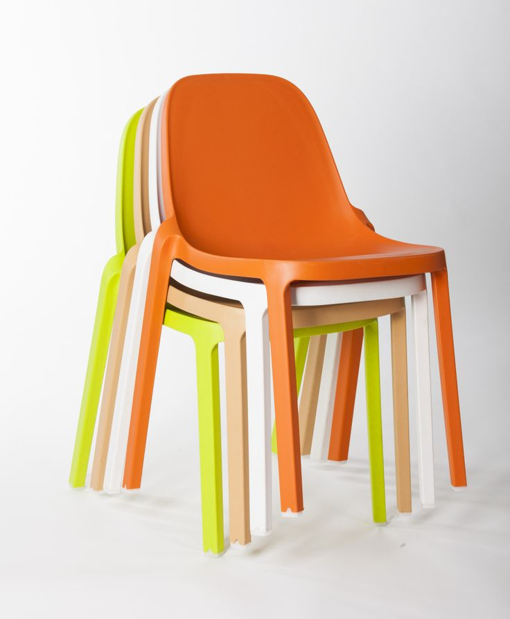 Replica Broom chair designed by philippe starck for emeco