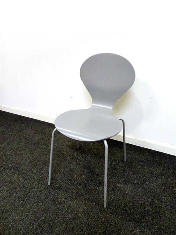 Danerka Rondo stol (Grå)   Scandinavian Office Group - NYE OG BRUKTE KONTORMØBLER