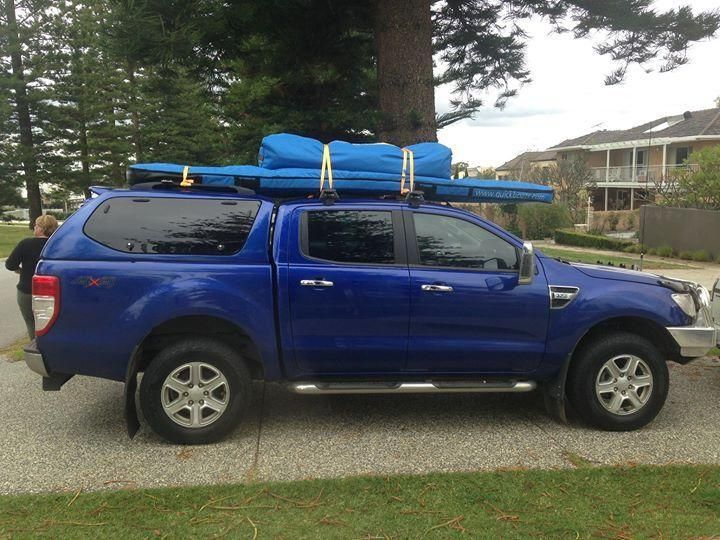 4wd and boating #roofrack