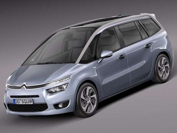 2017 Citroen C4 Grand Picasso Review Specs