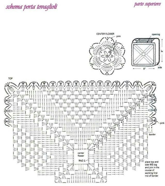 142 best crochet images on pinterest