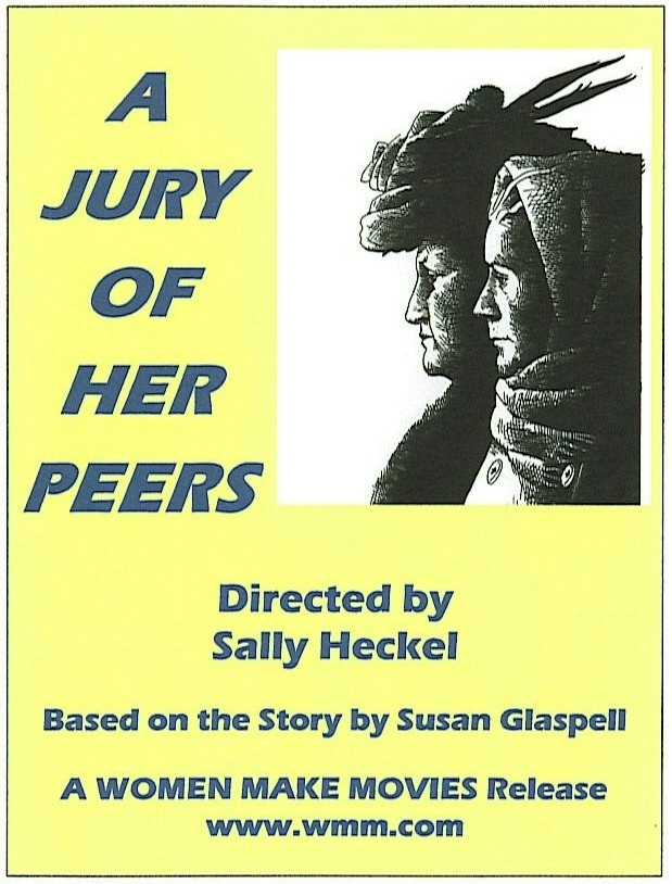 """the theme of feminism in a jury of her peers by susan glaspell To most readers susan glaspell (1876-1948) is still known primarily as the author of trifles, the frequently anthologized, classic feminist play about two women's secret discovery of a wife's murder of her husband, or the short-story """"a jury of her peers,"""" a re-writing of that piece but ."""