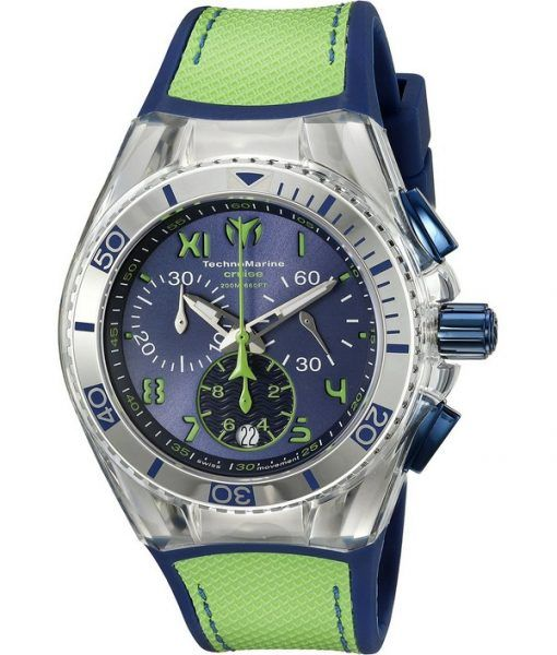 TechnoMarine California Cruise Collection Chronograph TM-115019 Unisex Watch