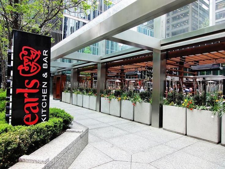 Toronto Earls Patio (king Street) | Terrace Design | Pinterest | Terrace  Design, Patio And King