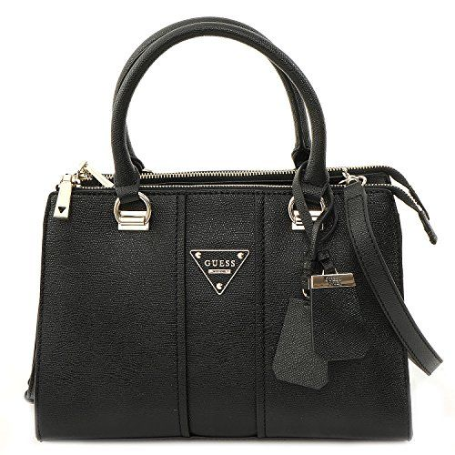 Guess-Tasche-Cooper-Small-Satchel-Black