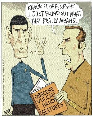Star Trek humor~