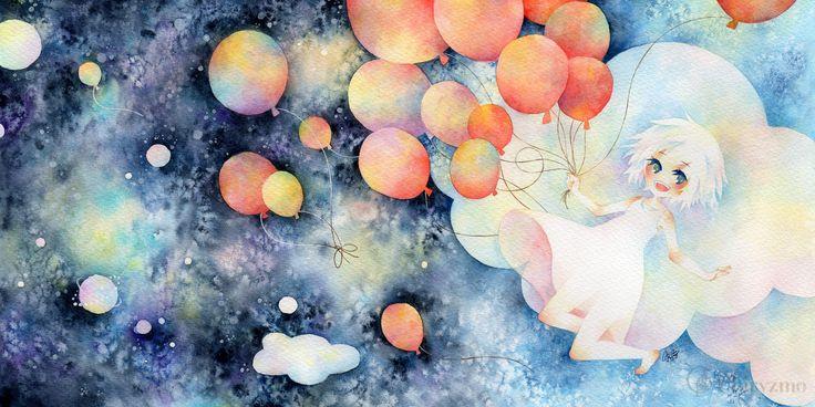 Wander Wonder by ヒヅキカヲル | CREATORS BANK http://creatorsbank.com/hi2ki_A/works/277164