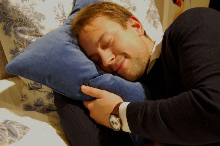Simon sikret nattesøvn med en Signature — nh nytt