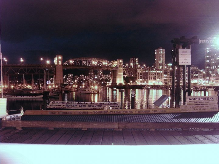 Granville Island - Vancouver BC - photograph taken by Rosalia Marie