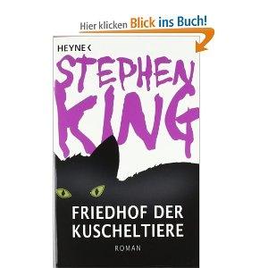 Friedhof der Kuscheltiere. Stephen King