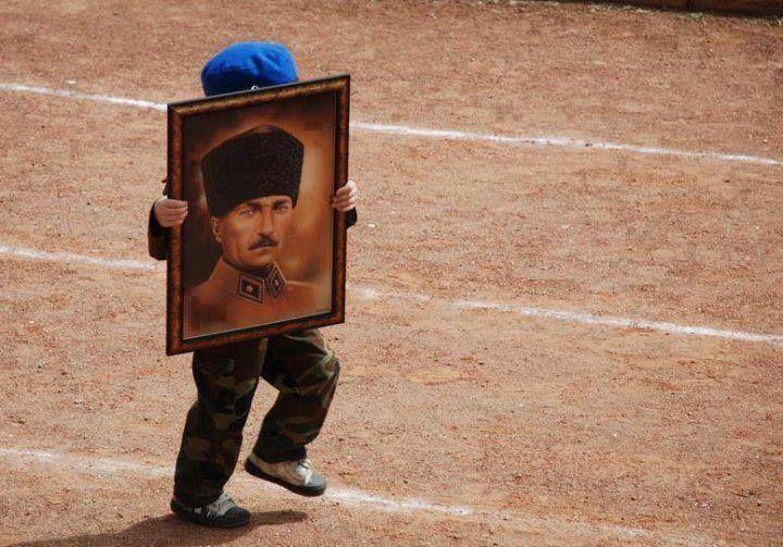 We are all Atatürk.....