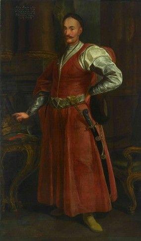 Antoni Stanisław Szczuka, sekretarz króla Jana III, referendarz koronny
