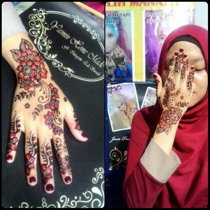 Henna fun.....