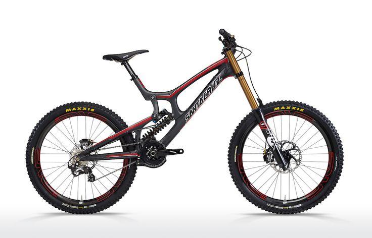 WOW. 2013 Santa Cruz V10 Carbon #mountainbike