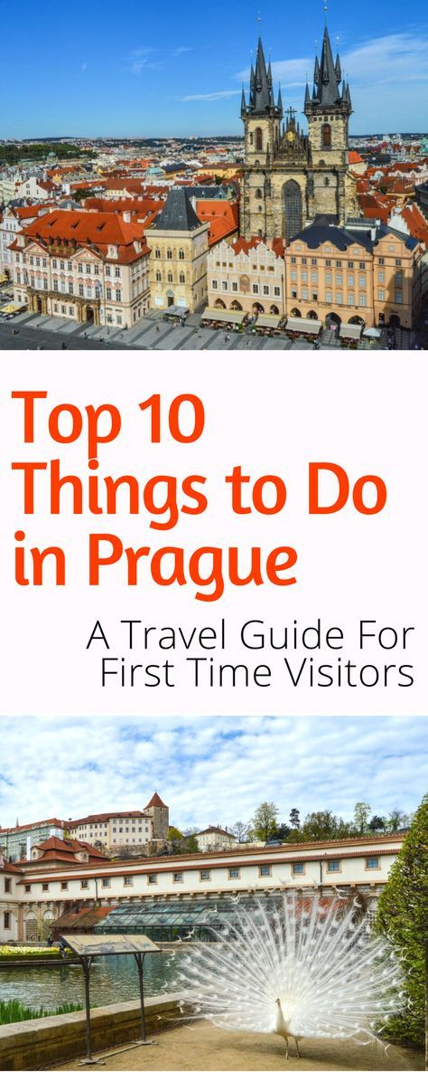 As a first time visitor there are a few essential things to do in Prague. Here is your guide to the top things to do in Prague Czech Republic for first timers.