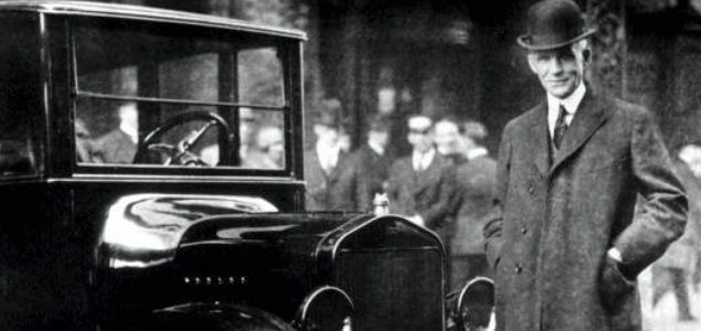 Las 20 frases de Henry Ford sobre los negocios y el liderazgo - eleconomistaamerica.com