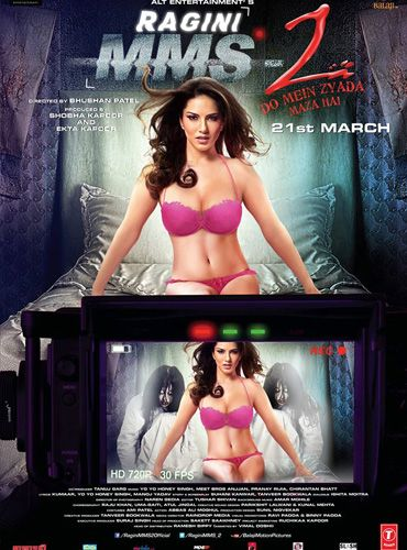 Ragini MMS 2 First Look: Sunny Leone Steams-up
