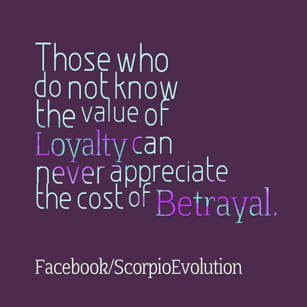 Confidence Related Quotes: #Scorpio #Loyalty #Trust #Betrayal #Zodiac #Astrology For