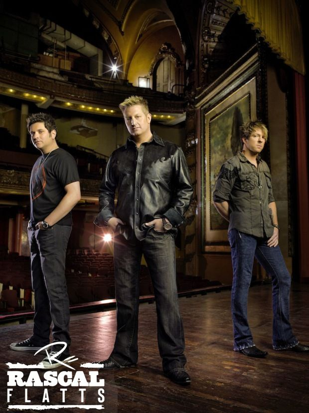 179 Best Images About Rascal Flatts On Pinterest