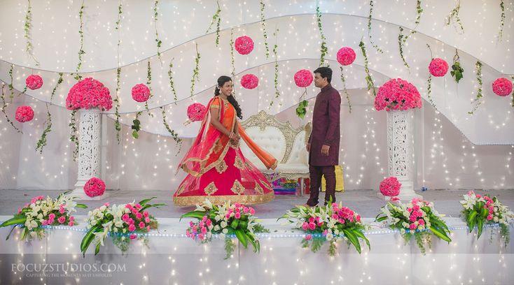 Beautiful Hindu Wedding at Hosur Tamil Nadu | Saranya   HariPrasath