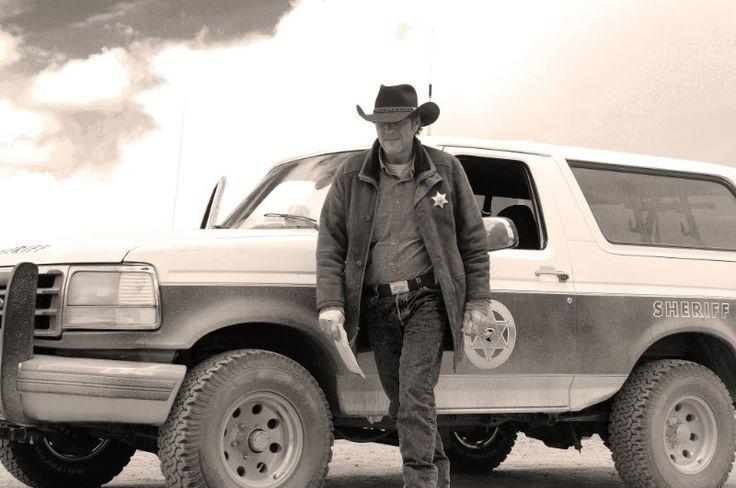 Sheriff Walt Longmire