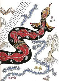 real rainbow serpent - Google Search