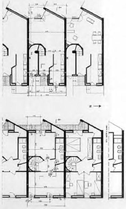 Ignazio Gardella - Quartiere INA-Casa, Cesate 1951