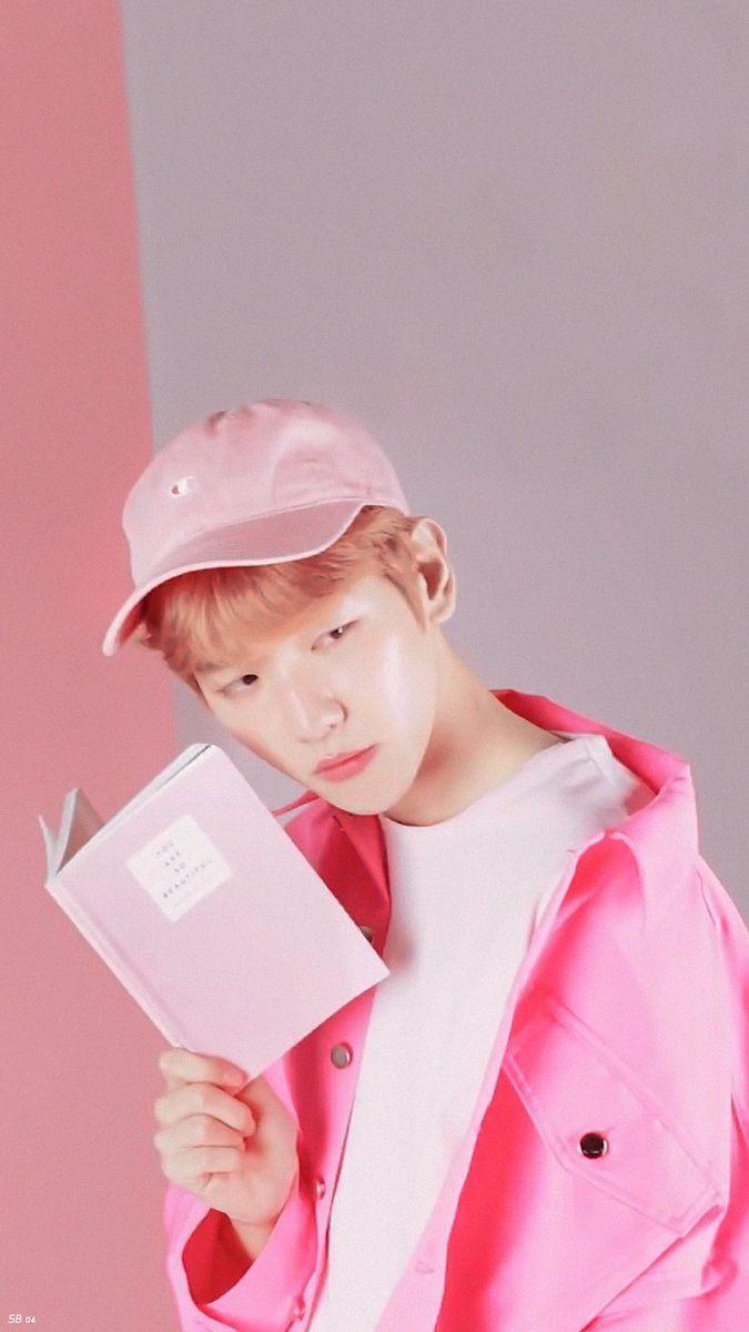 pretty in pink Baekhyun  Baekhyunee  Pinterest  EXO