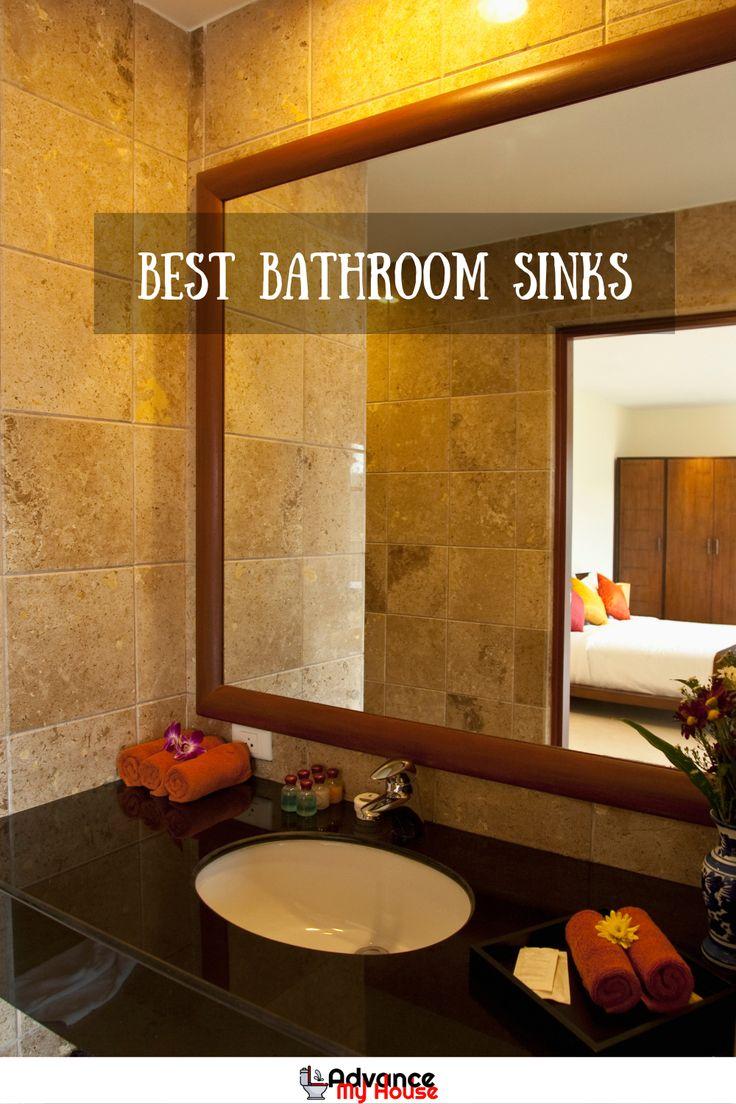 Best Bathroom Sinks for Your Home Improvement Needs