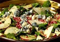 ...   Recipe   Champagne Vinaigrette, Pomegranates and Pomegranate Salad