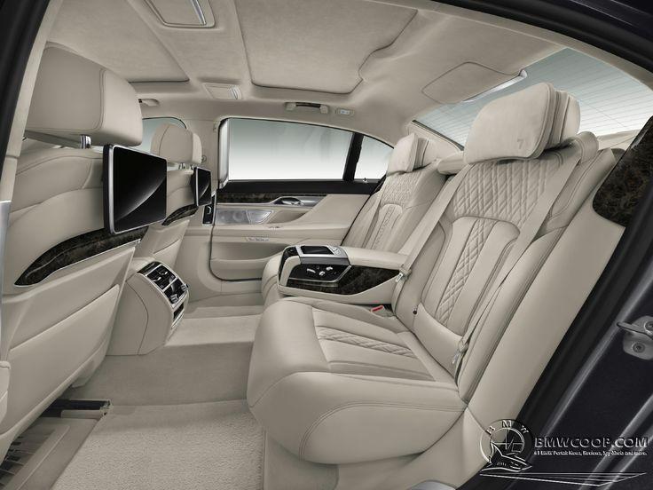 2016 BMW 7 Series Interior #RePin by AT Social Media Marketing - Pinterest Marketing Specialists ATSocialMedia.co.uk
