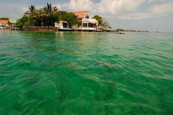 Islas Del Rosario, Colombia #island #colombia