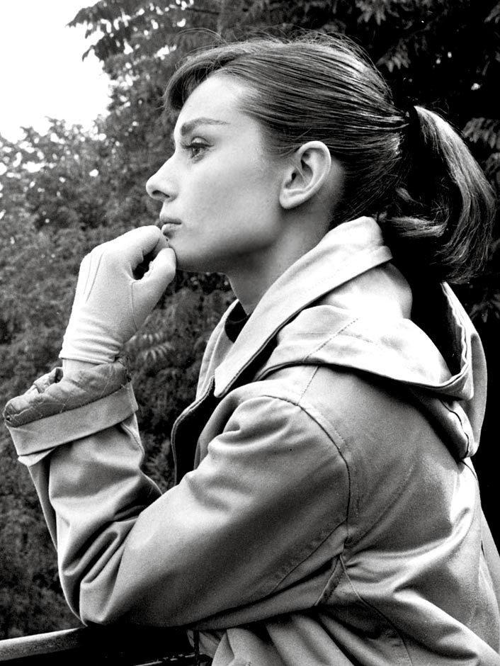 Audrey love her profile!