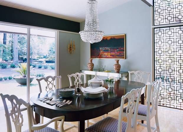 1000+ Ideas About Blue Dining Room Paint On Pinterest