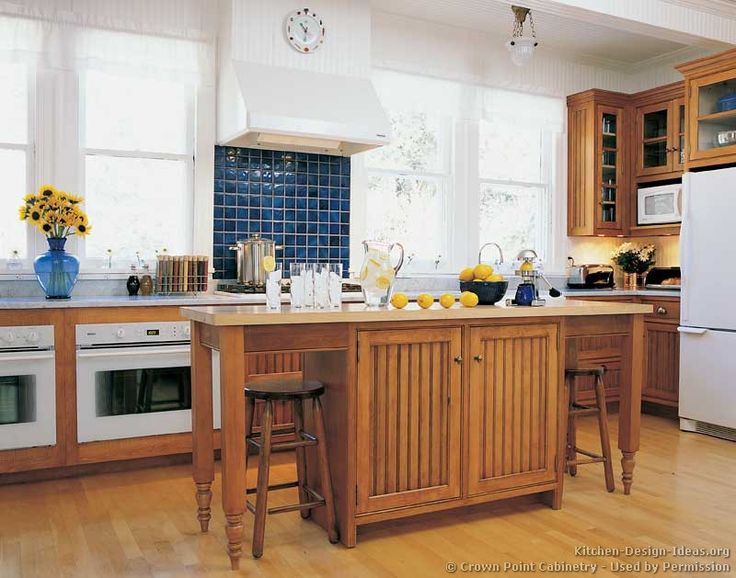 175 best country kitchens images on pinterest country for French blue kitchen ideas