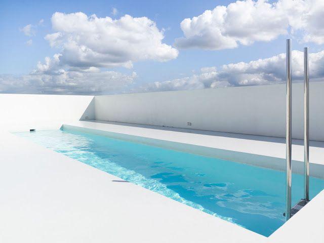 Swimming pool K — dmvA Architecten