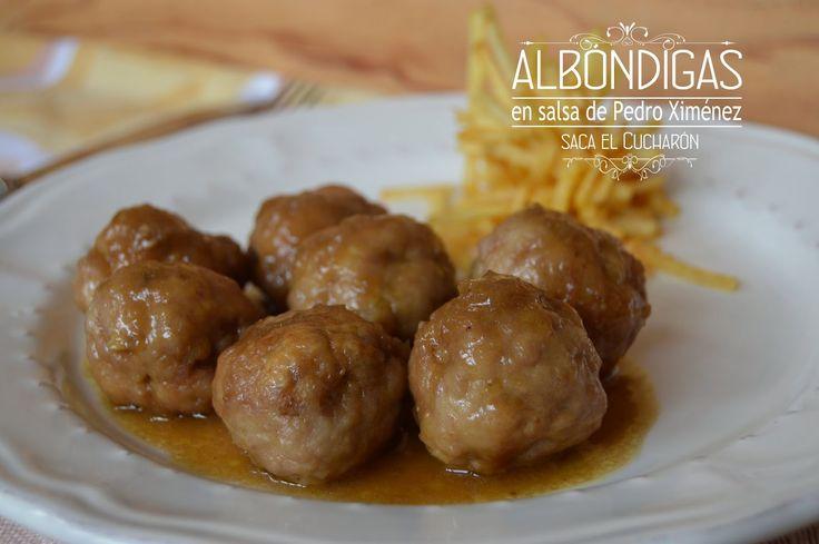 ALBÓNDIGAS EN SALSA DE PEDRO XIMÉNEZ | Cocinar en casa es facilisimo.com