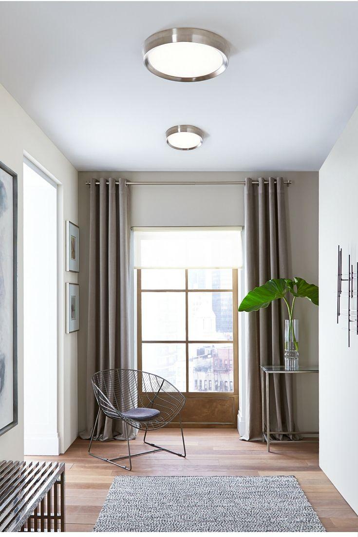 32 best flush mount ceiling lighting images on pinterest | ceiling
