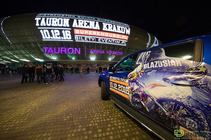 Mistrzostwa Świata w SuperEnduro w Tauron Arena Kraków