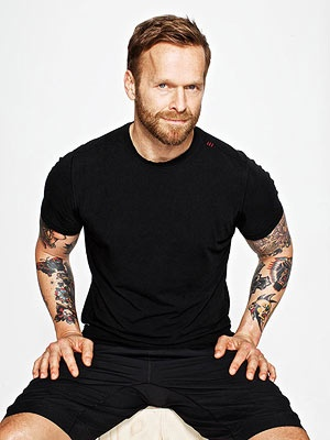 Bob Harper. A ginger with tats, heart be still!!!! Val, I knew you would love this!