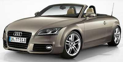 Mijn toekomstige auto is de Audi tt cabrio!