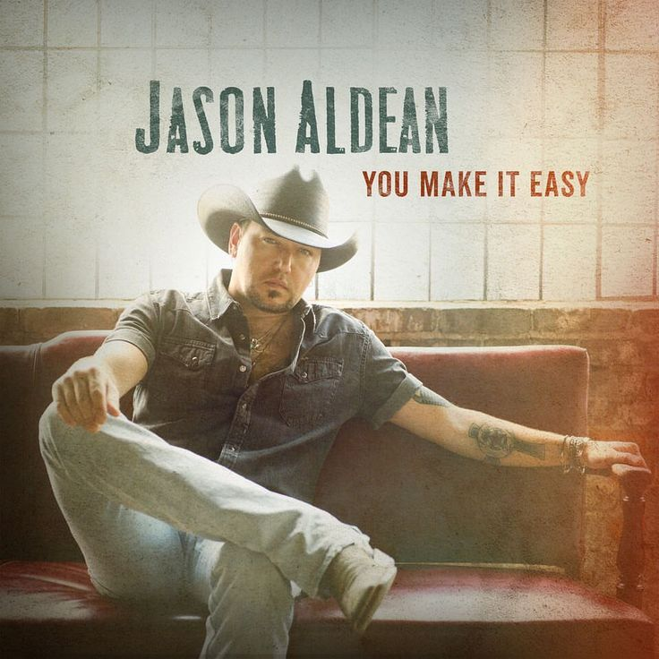 """2018 is here and that means new music! Here is the first single from the new album 'Rearview Town,' called """"You Make It Easy."""" Let us know what you think about it. https://jasonaldean.lnk.to/easy"""